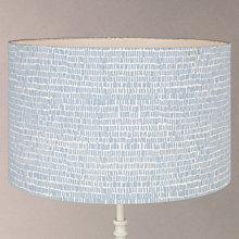 Image Gallery: Light Blue Lamp Shades