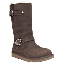Buy UGG 1969 Kensington Toast Boots, Tan Online at johnlewis.com