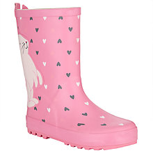 Buy John Lewis 3D Rabbit Wellington Boots Online at johnlewis.com
