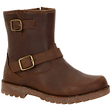 Buy UGG Harwell Stout Ankle Boots, Brown Online at johnlewis.com
