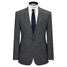 Buy JOHN LEWIS & Co. Ainsworth Donegal Tailored Suit Jacket, Grey Online at johnlewis.com