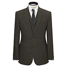 Buy JOHN LEWIS & Co. Garrett Microweave Suit Jacket, Moss Online at johnlewis.com