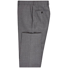 Buy Jaeger Cool Wool Slim Suit Trousers, Air Grey Online at johnlewis.com