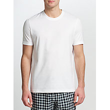 Buy John Lewis Jersey Crew Neck T-Shirt Online at johnlewis.com