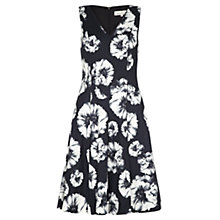 Buy Damsel in a dress Reflections Dress, Black/White Online at johnlewis.com