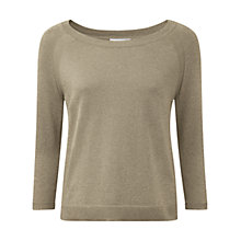 Buy Pure Collection Relaxed Sparkle Sweater Online at johnlewis.com