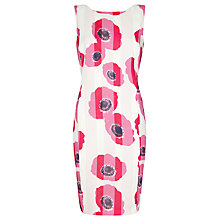 Buy Damsel in a dress Alaska Print Dress, Pink Online at johnlewis.com
