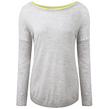 Buy Pure Collection Feather Weight Cashmere Sweater Online at johnlewis.com