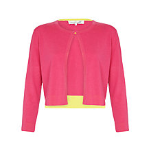 Buy Damsel in a dress Baltic Cardigan, Pink Online at johnlewis.com