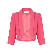 Buy Damsel in a dress Whisper Jacket, Pink Online at johnlewis.com