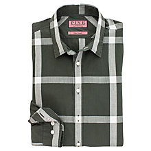 Buy Thomas Pink Ryland Check Shirt Online at johnlewis.com