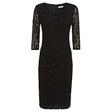 Buy Planet Lace Dress, Black Online at johnlewis.com