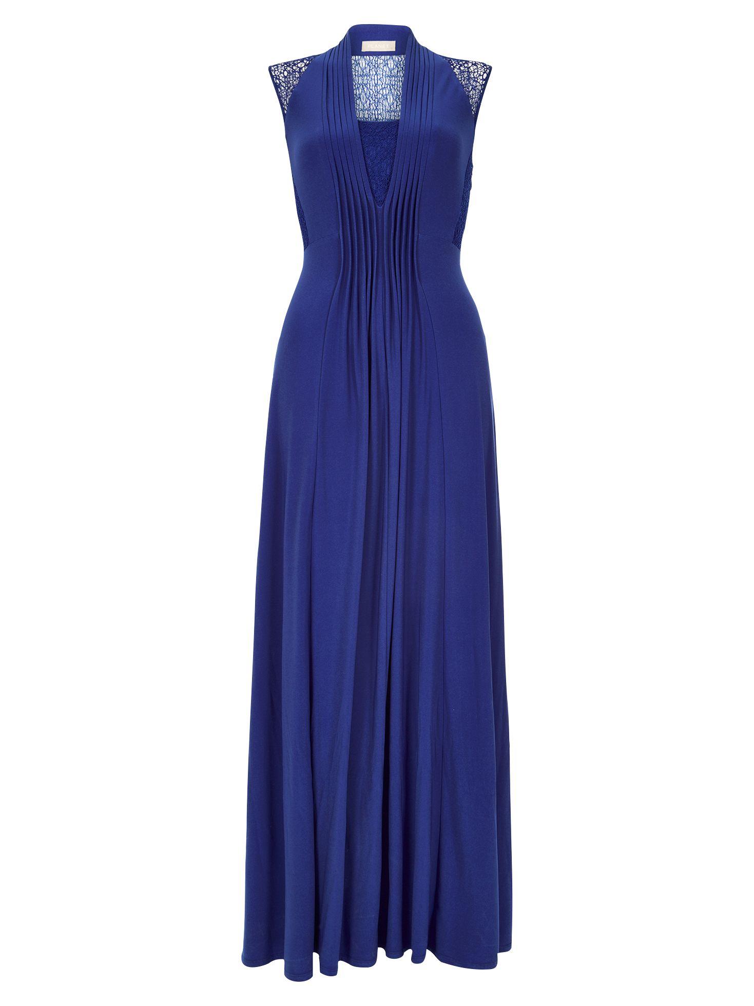 planet maxi dress mid blue, planet, maxi, dress, mid, blue, 14|20|16|18|8|12|10, women, plus size, womens dresses, gifts, wedding, wedding clothing, adult bridesmaids, 1905561