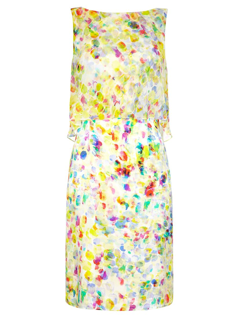 damsel in a dress lavender oasis dress yellow/multi, damsel, dress, lavender, oasis, yellow/multi, damsel in a dress, 8 10 14 12 16 18, women, womens dresses, new in clothing, 1909305