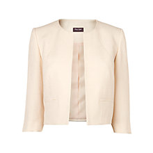 Buy Phase Eight Valarie Jacket, Buttermilk Online at johnlewis.com