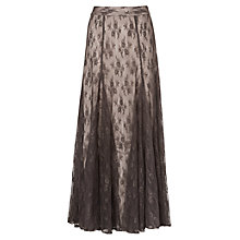 Buy Phase Eight Angelique Lace Skirt, Tobacco Online at johnlewis.com