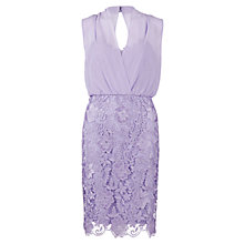 Buy Gina Bacconi Bouquet Guipure Dress Online at johnlewis.com