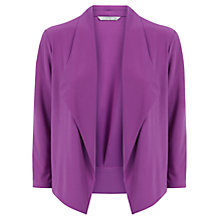 Buy Planet Waterfall Shrug, Mid Pink Online at johnlewis.com