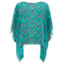 Buy Windsmoor Fringed Follies Kaftan Top Online at johnlewis.com