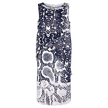 Buy Fenn Wright Manson Astelia Dress, Navy Print Online at johnlewis.com