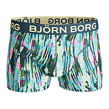 Buy Bjorn Borg In The Woods Trunks, Multi Online at johnlewis.com