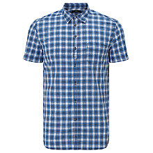 Buy Diesel S-Jugo Check Short Sleeve Shirt Online at johnlewis.com