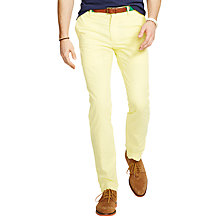 Buy Polo Ralph Lauren Slim Newport Chinos Online at johnlewis.com