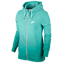 Buy Nike Dip Dyed Gym Vintage Full Zip Hoodie Online at johnlewis.com