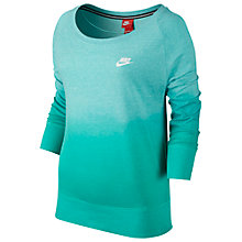 Buy Nike Dip Dye Vintage Sweatshirt Online at johnlewis.com