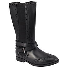 Buy John Lewis Jo Jo High Brogue Boots Online at johnlewis.com
