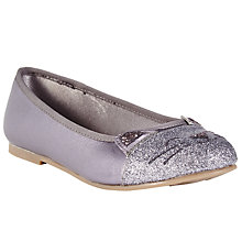 Buy John Lewis Glitter Kitty Pumps Online at johnlewis.com