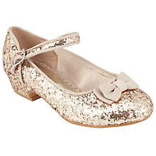 Buy John Lewis Ginger Glitter Heeled Shoes Online at johnlewis.com