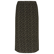 Buy Windsmoor Printed Jersey Skirt, Monochrome Online at johnlewis.com