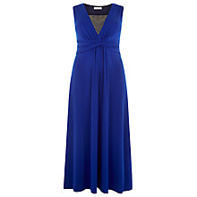 Buy Windsmoor Jersey Maxi Dress, Royal Blue Online at johnlewis.com