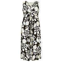Buy Windsmoor Floral Print Maxi Dress, Multi/White Online at johnlewis.com