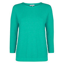 Buy Hobbs Andie Jumper, Spearmint Online at johnlewis.com