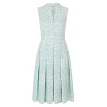 Buy Hobbs Alma Dress, Eau Di Nil Online at johnlewis.com