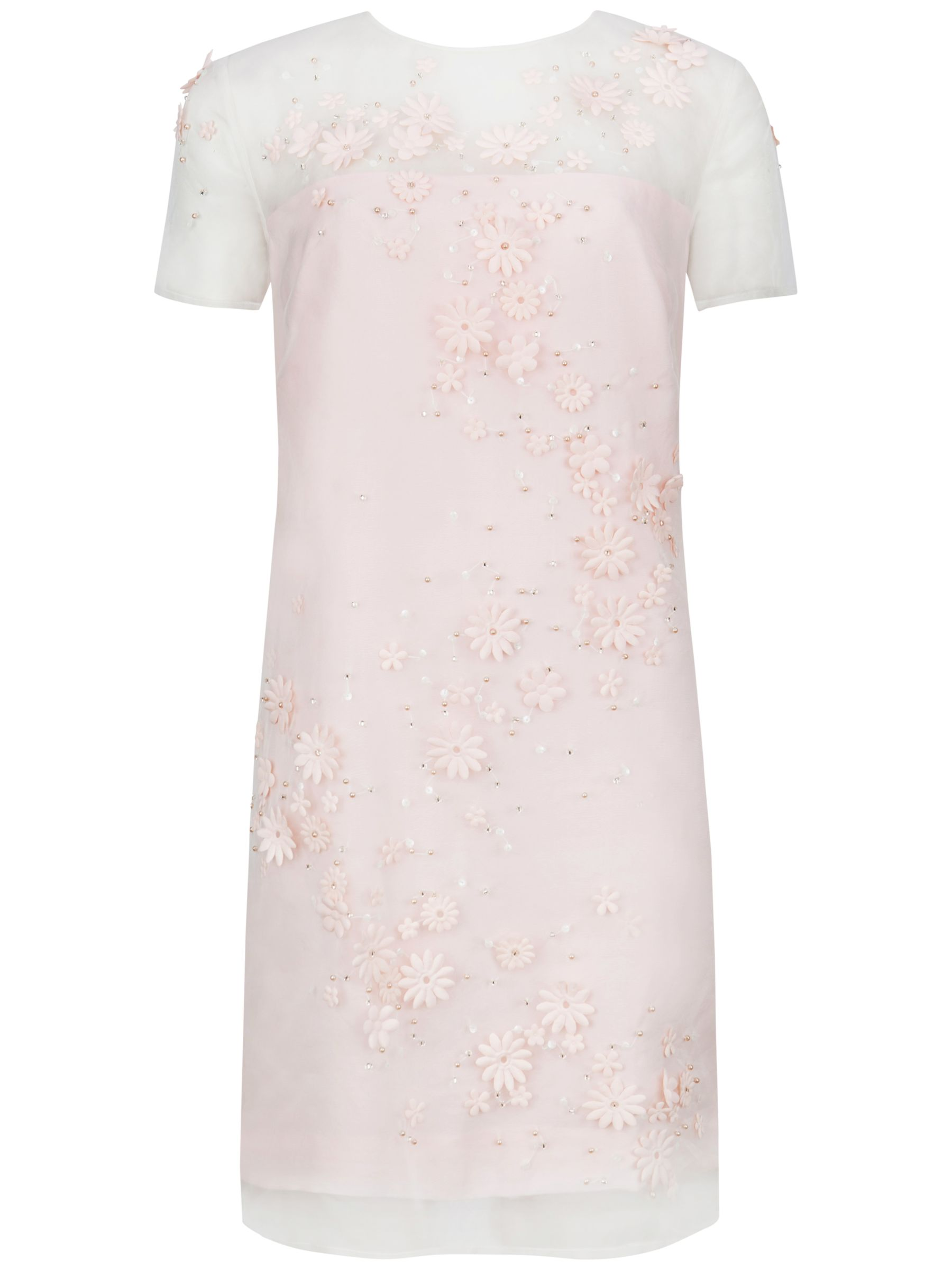 ted baker findon embellished floral tunic dress nude pink, ted, baker, findon, embellished, floral, tunic, dress, nude, pink, ted baker, 1|0|3|4|2|5, women, womens dresses, fashion magazine, womenswear, men, brands l-z, 1901289
