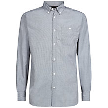 Buy Jaeger End on End Slim Fit Shirt Online at johnlewis.com