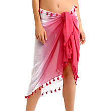Buy Seafolly Splendour Sarong Online at johnlewis.com
