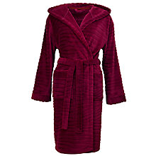 Buy Cyberjammies Scarlet Textured Robe, Red Online at johnlewis.com