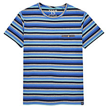 Buy Joules Skipperton Stripe T-Shirt, French Navy Online at johnlewis.com