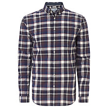 Buy Joules Forrester Check Shirt, Fig Check Online at johnlewis.com