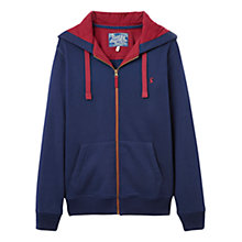 Buy Joules Hemsby Hoody, Navy Online at johnlewis.com