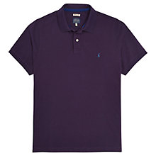 Buy Joules Maxwell Polo Top, Blueberry Online at johnlewis.com