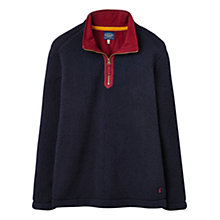 Buy Joules Malvern Fleece, Marine Navy Online at johnlewis.com