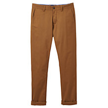 Buy Joules Stretton Chinos, Copper Online at johnlewis.com
