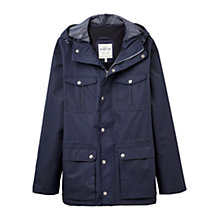Buy Joules Westdray Four Pocket Jacket, Navy Online at johnlewis.com