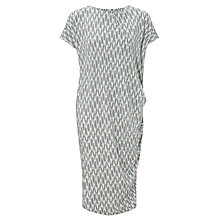 Buy John Lewis Capsule Collection Ikat Dress, Spruce Green Online at johnlewis.com