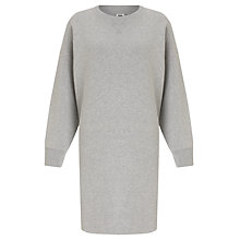 Buy Kin by John Lewis Compact Dress, Grey Online at johnlewis.com